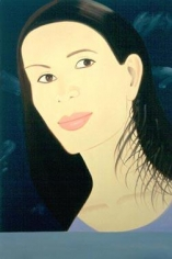 Alex Katz Carmen,1996
