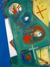 Hans Hofmann Table Version II, 1949