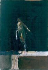 Nathan Oliveira For Manolete, 1958
