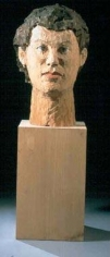 Stephen Balkenhol Kopf, 1992