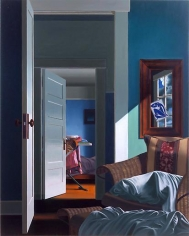 Interior with Ironing Board