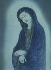 Kiki Smith Virgin Mary
