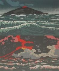 Richard Bosman Volcano