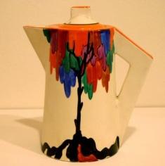 Latona conical tea pot