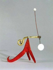 Untitled 1965 metal, brass, wire and paint