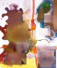 Albert Oehlen Untitled
