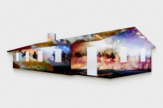 Doug Aitken, 2943 Canfield Drive (Riot House), 2016