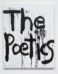 Kim Gordon, The Poetics, 2015