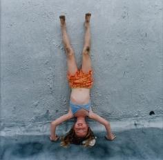 Kristin Oppenheim, Headstand, 2002