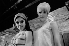 Stephen Shore, Edie Sedgwick, Ingrid Superstar, 1965-1967