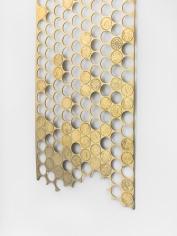 Alicja Kwade, 19 Gamble (55 x 10 Cent = 5,50 Euro) (detail), 2016