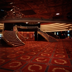 Jane and Louise Wilson, Omnimax Cinema, Caesar's Palace: Las Vegas, Graveyard Time, 1999