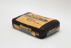 Matt Johnson, Object of Unlimited Potential (60lb. Bag of Concrete), 2016