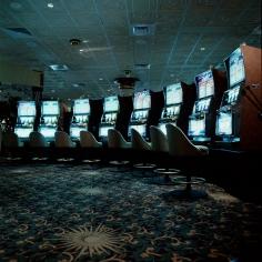 Jane and Louise Wilson, High Roller Slots, Desert Inn: Las Vegas Graveyard Time, 1999