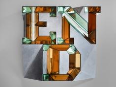 Doug Aitken, END (mirror), 2014