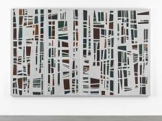 Valentin Carron, Ein Auto, ein Schiff, übelriechender Schmerz weiss und gedämpft, 2013