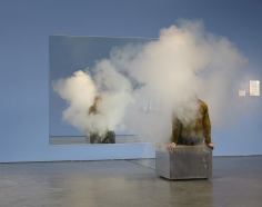 Jeppe Hein, A Smile For You, Installation view: Bonniers Konsthall, Stockholm, Sweden, 2013