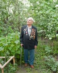 Stephen Shore, Tsal Groisman, Korsun, Ukraine, July 20, 2012 2012