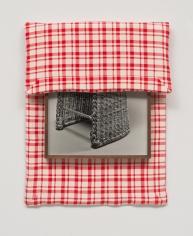 Elad Lassry, Landscape (Wicker), 2014