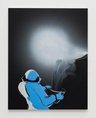 Tala Madani, The cleaner, 2016