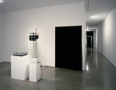 Rodney Graham, Installation view: The Phonokinetoscope, 303 Gallery, New York