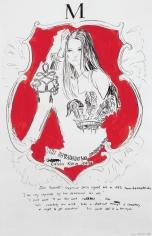 Karen Kilimnik, The Psychedelic Conspiracy, 1993