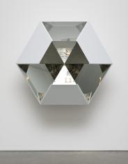 Doug Aitken, Glass Horizon (hexagon), 2014