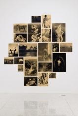 "Hans-Peter Feldmann, Sunday Pictures (Sonntagsbilder), Installation view: ""Ordinary Pictures,"" Walker Art Center, 2016"