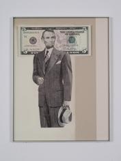 Hans-Peter Feldmann, Mister Dollar