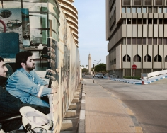Stephen Shore, Abu Dhabi, 2009