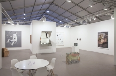 Frieze London, 2017, 303 Gallery, Booth B4