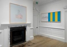 Larry Johnson, Installation view: On Location Raven Row, London, 2015