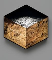 Doug Aitken, Earth Cube, 2014