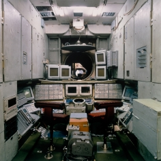 Jane and Louise Wilson, Service Module, Mir, 2000