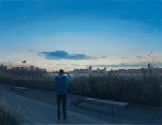 Tim Gardner, Highline Dusk, 2017