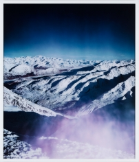 Florian Maier-Aichen, From Iceland to Greenland, 2017
