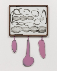 Elad Lassry, Untitled (Cookware Set), 2014