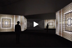 Doug Aitken, NEW ERA, 2018, Installation view excerpt, 303 Gallery, New York, 2018