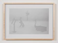 Larry Johnson, Untitled (Landscape), 1998