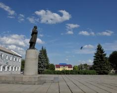 Stephen Shore, Korsun, Ukraine, July 20, 2012