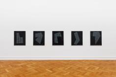 Valentin Carron, Installation view: Kunsthalle Bern, 2014