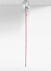 Jeppe Hein, Mirror Balloon (red), 2016