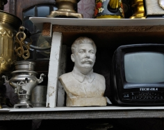 Stephen Shore, Home of Tsal Groisman, Korsun, Ukraine, July 20, 2012
