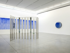 Jeppe Hein, Installation view: All We Need Is Inside, 303 Gallery, New York, 2015