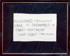 Karen Kilimnik, Jane Creep (Poisoned Chocolate), 1989-1990