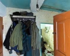 Stephen Shore, Home of Abram and Malka Dikhtayar, Bazalia, Ukraine, July 27, 2012