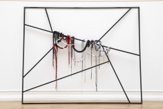 Eva Rothschild, The Narrow Way, 2007