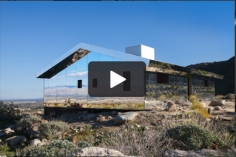 Doug Aitken, Mirage documentation at Desert X, 2017