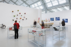 Hans-Peter Feldmann, Installation view: Deichtor Hallen Internationale Kunst und Fotografie, 2013