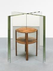 Alicja Kwade, Ein Tisch ist ein Bild, 2017